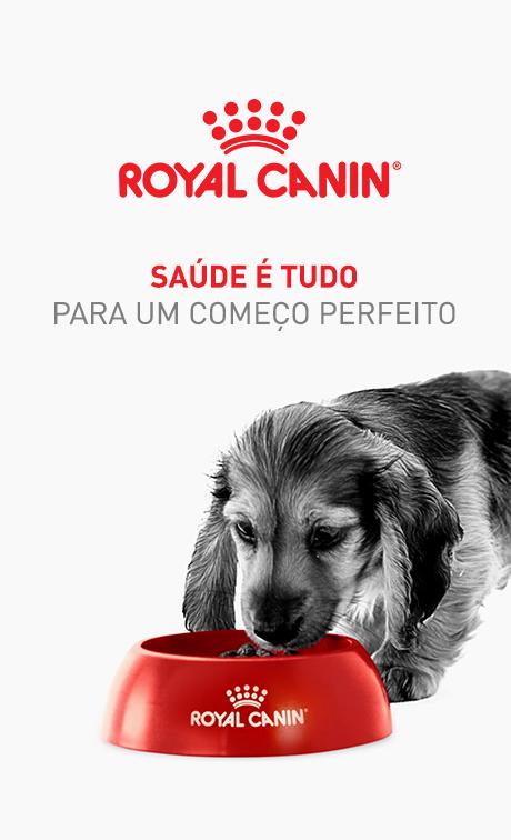 logo do case relacionado: Royal Canin - Saúde É Tudo