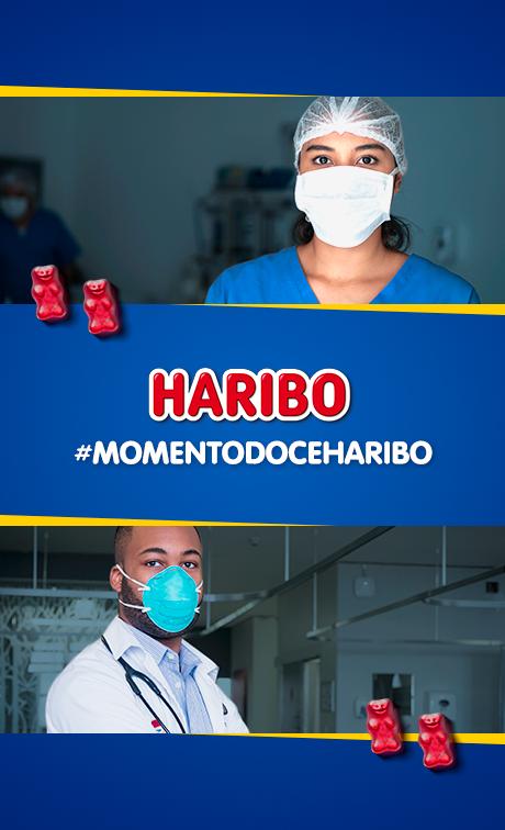logo do case relacionado: Momento Doce Haribo