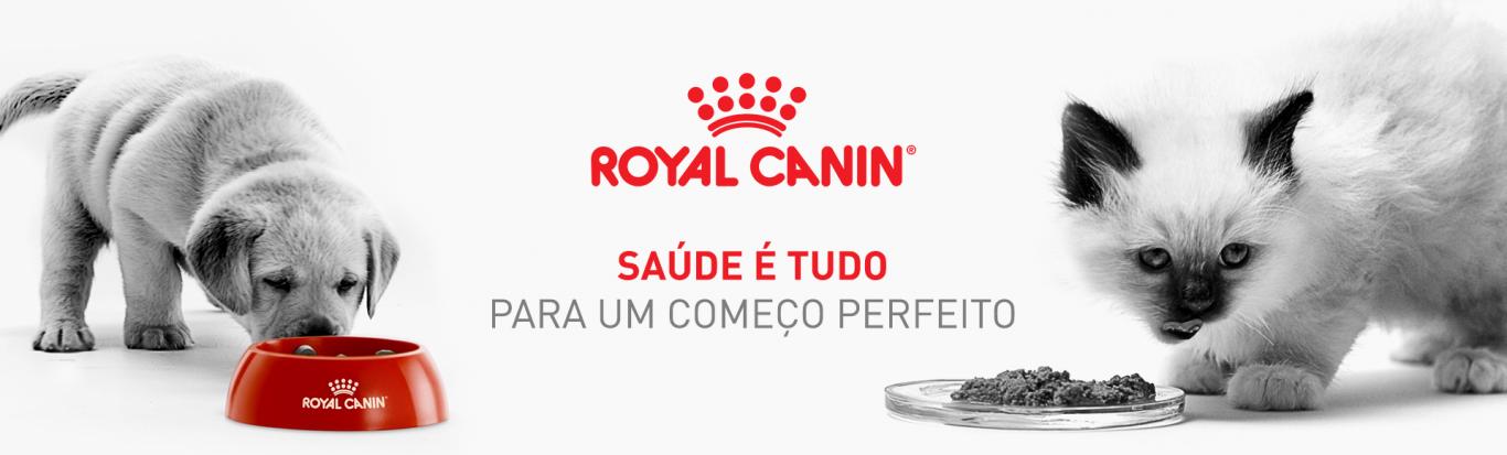 imagem embutida no texto do case: Royal Canin - Saúde É Tudo