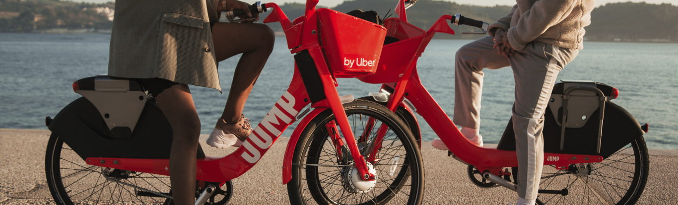 imagem embutida no texto do case: Uber Portugal - Jump by Uber